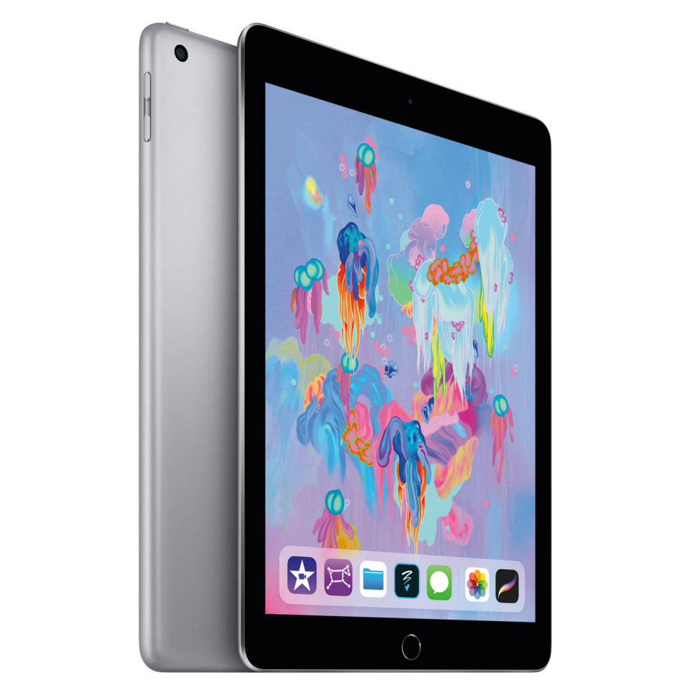 prix APPLE IPAD 2018 128 Go 4G Gris Sideral MR722NF/A