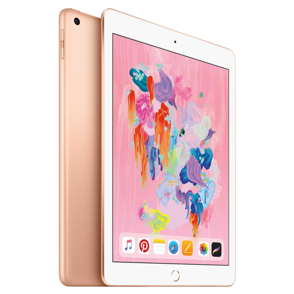prix APPLE IPAD 2018 128 Go Or MRJP2NF/A