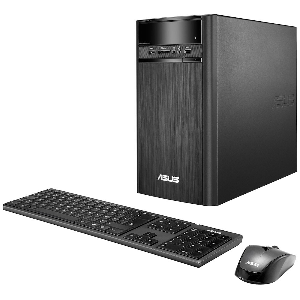 pc de bureau asus k31cd fr041t pas cher avis et prix. Black Bedroom Furniture Sets. Home Design Ideas