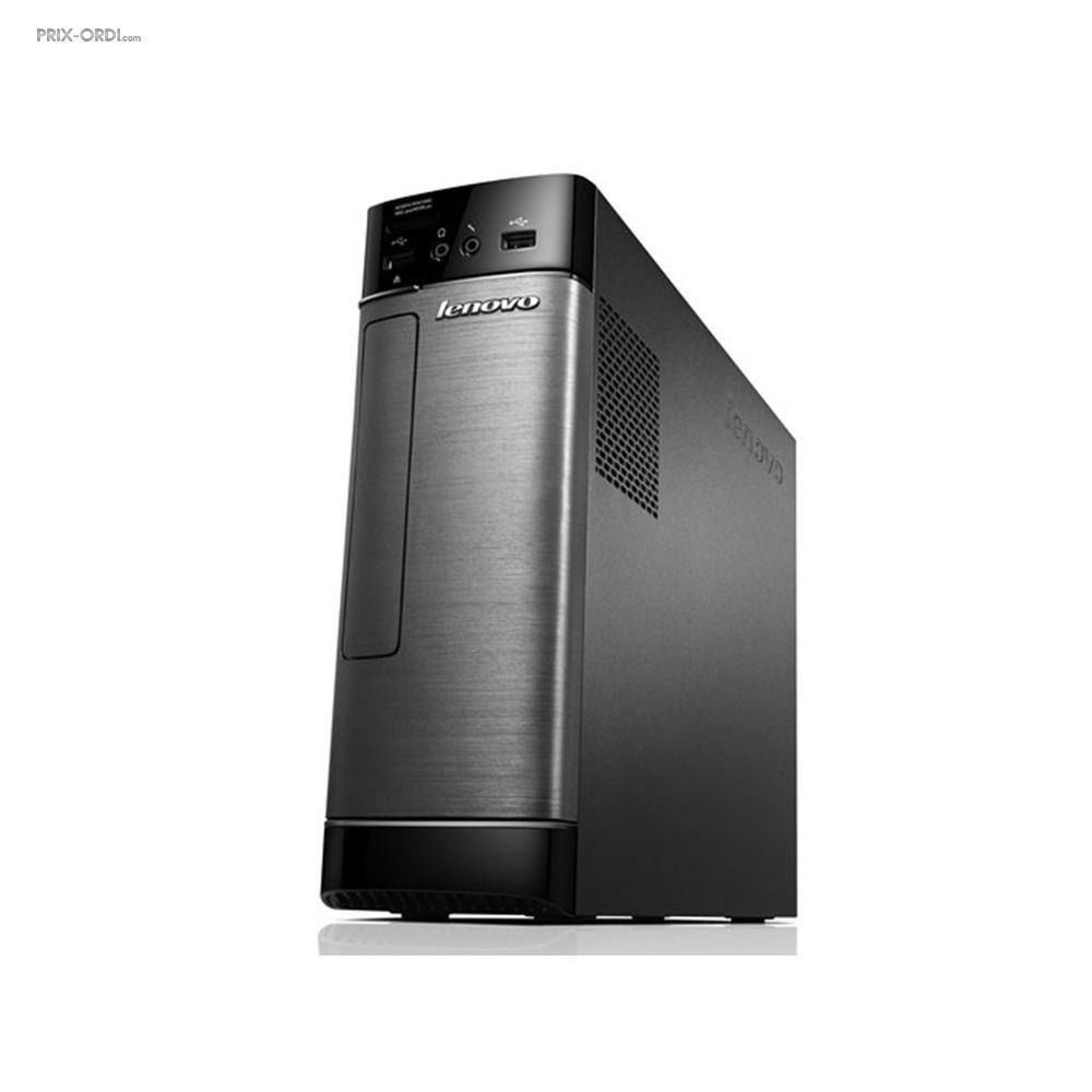 pc de bureau lenovo h530s 57329268 pas cher avis et prix. Black Bedroom Furniture Sets. Home Design Ideas